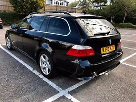 BMW 520d (LCI 58) {full service history} auto estate