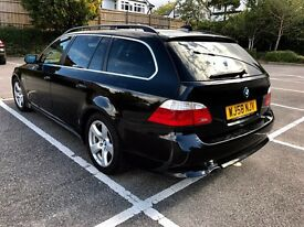 BMW 520d SE LCI auto estate same like Audi A6 Mercedes E class Volvo