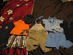 Vêtements 6-9 mois garçon (été) 9 mcx