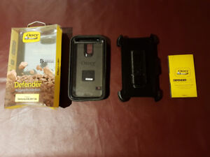 Brand New Otter Box DEFENDER  Galaxy 5s Protective Case