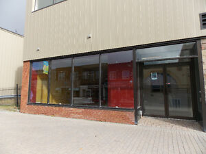 Commercial Window Front Space for Lease - 2,695 sq.ft.