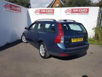 2010 59 VOLVO V50 2.0 S GREAT EXAMPLE.SUPERB MPG,ANY PX WELCOME.3 MTHS WARRANTY.