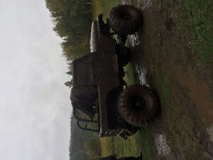 1993 Jeep yj mud bogger