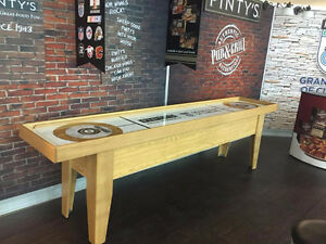 Pinty's Grand Slam of Curling Table