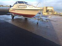 Boat trailer 16-20ft