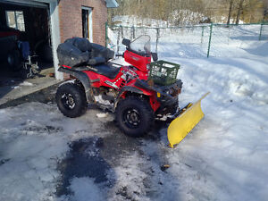 2004-05 Polaris Sportsman 500 H.O.