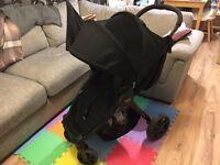 Britax B- Agile pushchair stroller