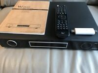 VU+ Duo 750GB HDD and dvb-c cable tuner