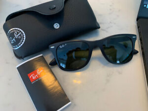 Ray-Ban LiteForce Polarized Sunglasses. Rarely Worn! - AUTHENTIC
