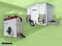 Porta-Potty & Washroom Rental + Servicing