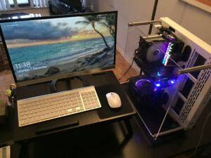 High End Gaming Computer PC Work Station