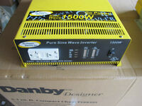Go power Sine wave 1500 inverter