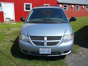 DODGE CARAVAN West Island Greater Montréal image 2