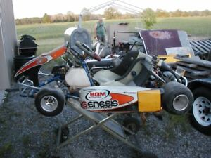 MBA shifter kart/ sgm engine