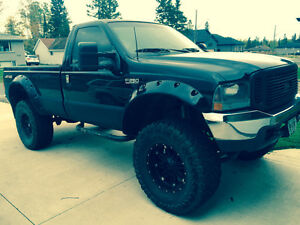 1999 Ford F-250 Superduty Pickup Truck