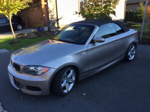 BMW 135i convertible for sale