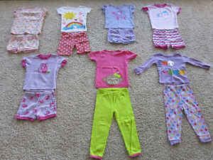 Size 3T Spring and Summer Clothes for Girls