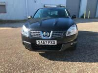 STUNNING NISSAN QASHQAI 1.6 PETROL- LOW MIL. 79K- 2 OWNER FROM NEW-6 MONTHS WRTY
