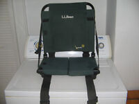 LL Bean padded strap on canoe seat. Universal $25. OBO