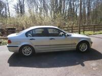 2001 BMW 3 SERIES 320D SE SALOON DIESEL