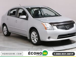 2010 Nissan Sentra 2.0 A/C GR ELECT MAGS