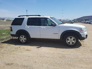 2007 Ford Explorer Xlt SUV, Crossover