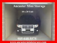 Car storage Available