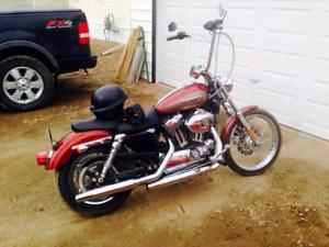 2009 harley davidson 1200cc