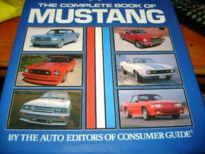 THE BOOK OF MUSTANG