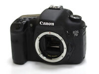 Canon EOS 7D + Objectif EF-S 10-22mm f/3.5-4.5