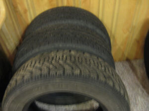 Tires and rims for sale Kawartha Lakes Peterborough Area image 2