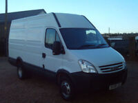 Iveco Daily 50C15 MWB HIGH ROOF 5TONNE TWIN WHEEL HEAVY 150BHP 6 SPEED LOW MILES