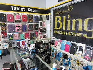 Tablet Accessory - Discount Screen Protection with Case Purchase Cambridge Kitchener Area image 1