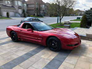 1999 Chevrolet Corvette targa top Coupé (2 portes)