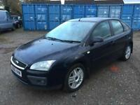 2006 Ford Focus 1.8TDCi Ghia diesel manual