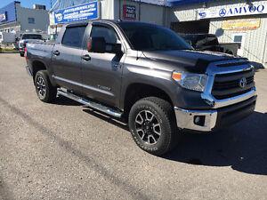 2014 Toyota Tundra SR5 TRD OFF ROAD CREWMAX