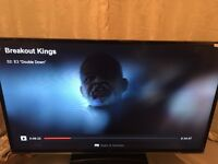 50in JVC smart tv (GREAT CONDITION)
