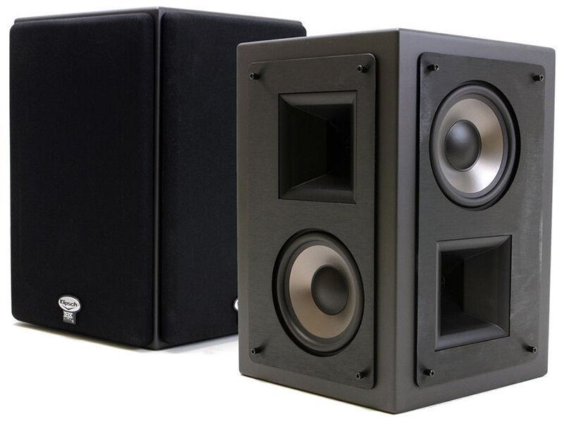 klipsch promedia 2 1 thx. klipsch ks-525-thx surround loudspeaker promedia 2 1 thx