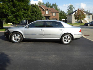 VW PHAETON 2004 SILVER COLOR,  NO WINTERS AT ALL! ONLY USED IN S