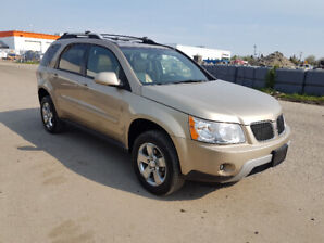 2008 Pontiac Torrent AWD, auto, loaded, LEATHER, 181,948 km.