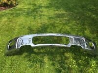 2010 Ford F-150 Front Chrome Bumper