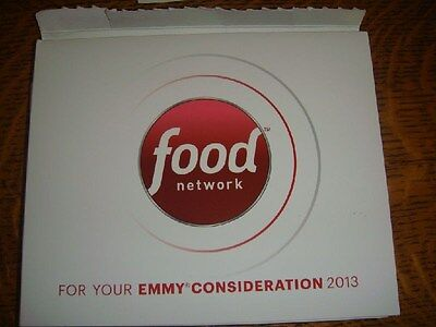 Food Network 7Show 2013 Emmy Dvd Food Truck Race Iron Chef Restaurant Impossible