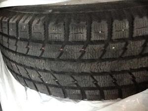 TOYO Winter tires 225 65 16