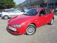 Alfa Romeo 147 2.0 T.Spark Lusso 3 DOOR - 2006 56-REG - 5 MONTHS MOT