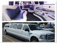 AFFORDABLE LIMO RATES. ON TIME, EVERY TIME