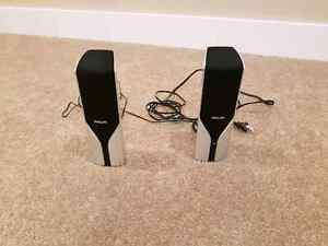Philips speakers Moose Jaw Regina Area image 1