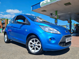 🔥ONLY 32K MILES🔥 FORD KA STYLE 1.2 (2009) NEW MOT HPI CLEAR!