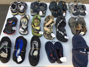 Boys shoes (various sizes)
