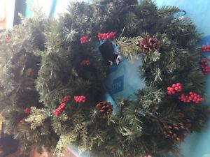 Couronnes Noël