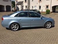 AUDI A4 S line - 2.0 TDi - 94,000 Miles only